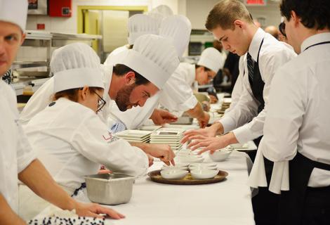 Professional Cookery Prospectus