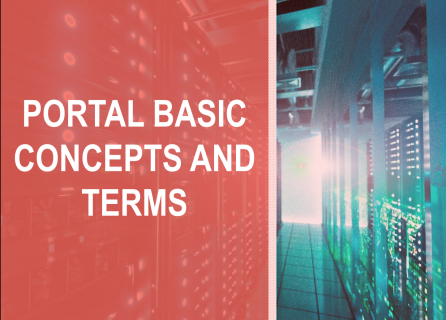 Portal Basic Concepts and Terms (Portal101)