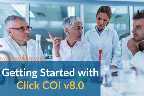 Getting Started with Click COI v8.0 (301)