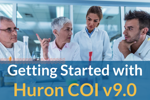 Getting Started with Huron COI v9.0 (302)