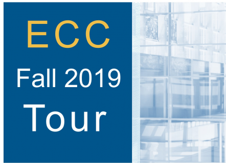 Employee Compensation Compliance (ECC) Fall 2019 Tour