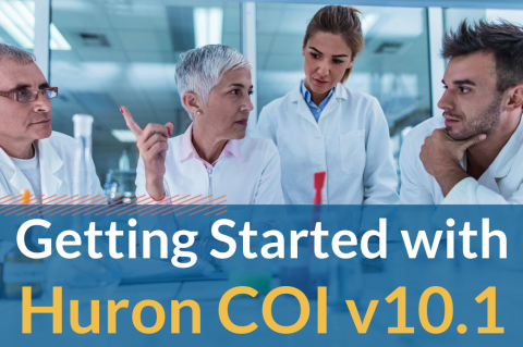 Getting Started with Huron COI v10.1 (304)