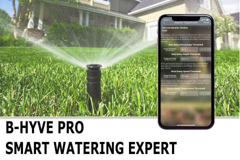 B-hyve Pro Smart Watering Expert (BHP301)