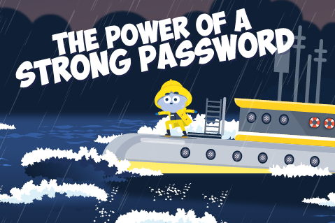 The Power of a Strong Password (CS001)