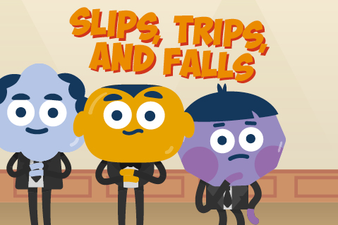 Slips, Trips and Falls (WPE01)