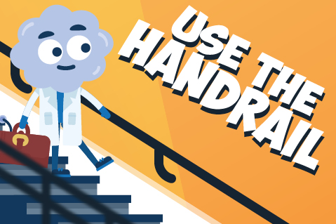 Use the Handrail (WPE02)