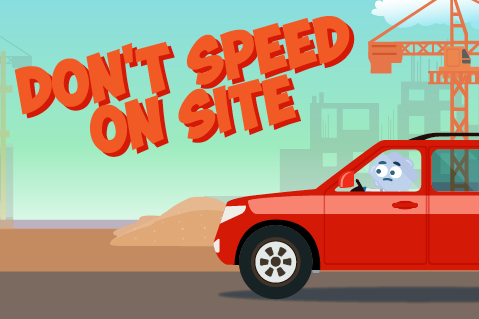 Don't Speed on Site (WPE07)