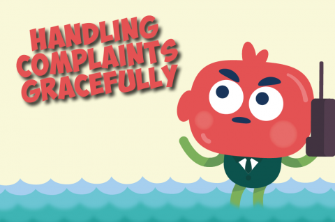 Handling Complaints Gracefully (CSE06)