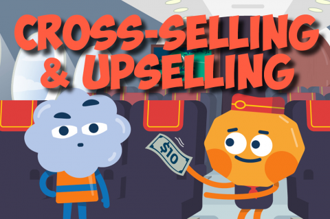 Cross-selling and Up-selling (CSE07)