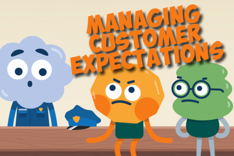 Managing Customer Expectations (CSE08)