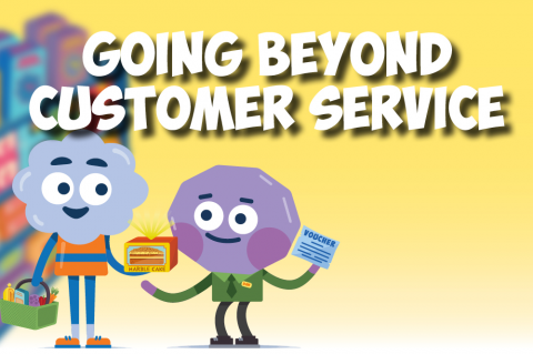 Going beyond customer service (CSE10)