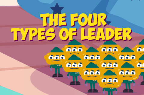 The Four Types Of Leader (LE001)