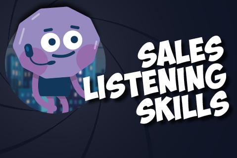 Sales Listening Skills (SE001)