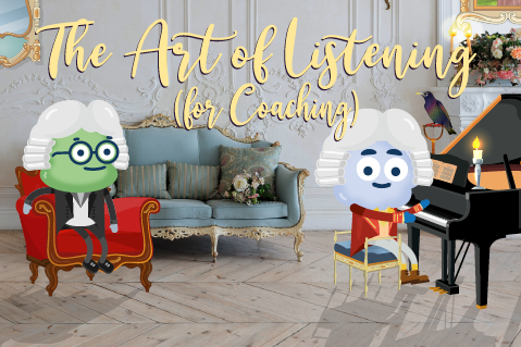 The Art of Listening (for Coaching) (CE006)