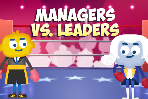 Managers vs. Leaders (LT001)