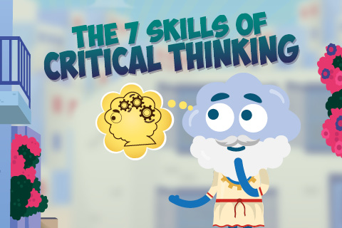 The 7 Skills of Critical Thinking (BI001)