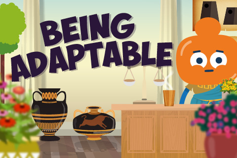Being Adaptable (BI004)