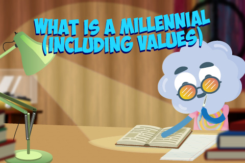 What is a Millennial (Including Values) (12345)