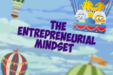 The Entrepreneurial Mindset (ENT02)