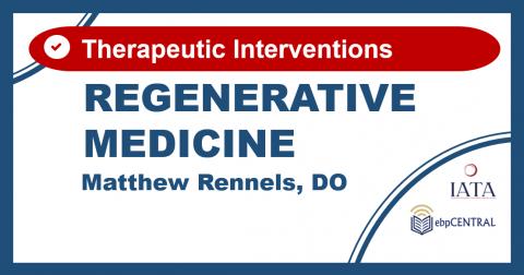 Regenerative Medicine