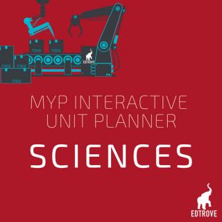 IBtrove MYP Science Unit Plan Builder