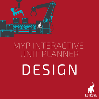 IBtrove MYP Design Unit Plan Builder