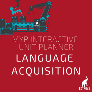 IBtrove MYP Language Acquisition Unit Plan Builder