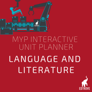 IBtrove MYP Language & Literature Unit Plan Builder