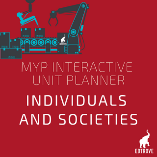 IBtrove MYP Individuals & Societies Unit Plan Builder