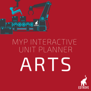 IBtrove MYP Arts Unit Plan Builder