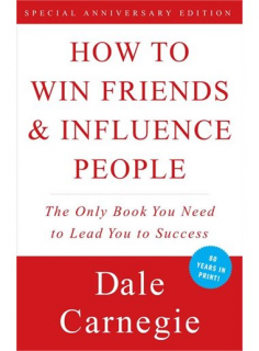 BOOK CLUB 3 - HOW TO WIN FRIENDS AND INFLUENCE PEOPLE