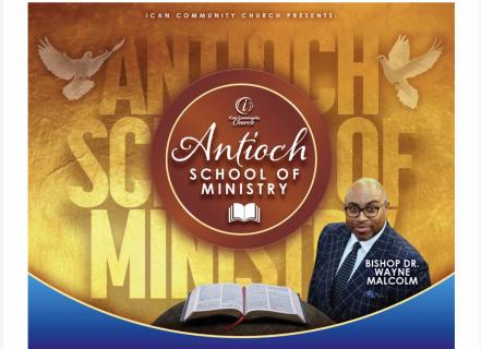 Module 4 - Pastoral Ministry & Community chaplaincy