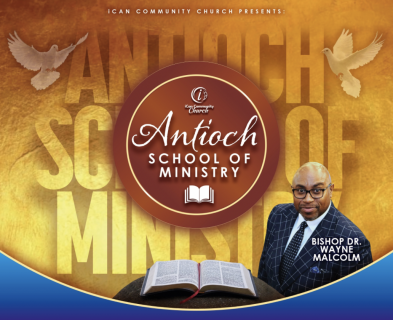 Antioch School of Ministry Induction