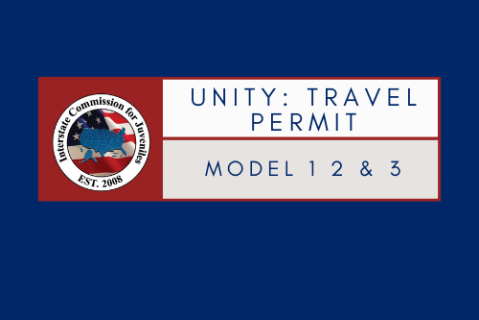 UNITY: Travel Permit- Model 1 2 & 3 (U-101)