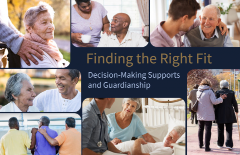 Finding the Right Fit: Decision-Making Supports and Guardianship