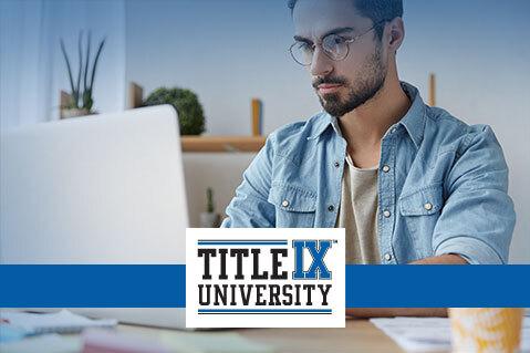 Title IX 101 (Higher Ed.) (IND-TIXHE001)