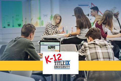 Title IX Basics (K-12) (IND-TIXK12001)