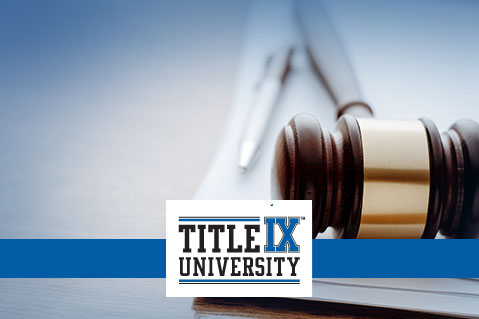 Title IX Appellate Decision-Makers (Higher Ed.) (IND-TIXHE007)