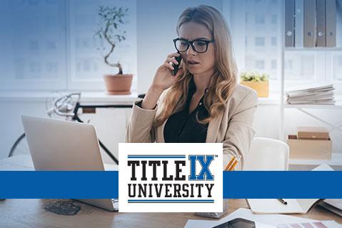 Title IX Coordinator (Higher Ed.) (IND-TIXHE004)