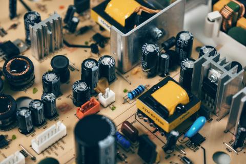 Electronics based Robots