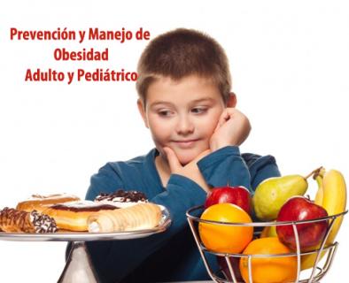 Prevención y Manejo Obesidad Adulto y Pediátrico (1 crédito) (IEMC-0004-O)