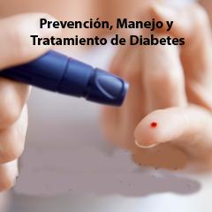 Prevención, Diagnóstico y Manejo de Diabetes (1 crédito) (IEMC-0005-O)