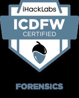 Curso Digital Forensics Windows ICDFW (ICDF)