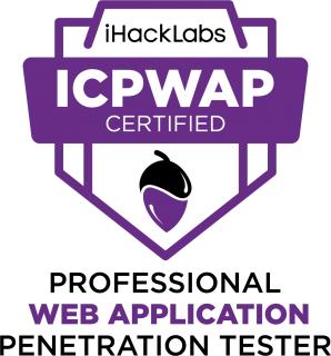 Professional Web Application Penetration Tester Course V1.1 (ICPWAPEN)
