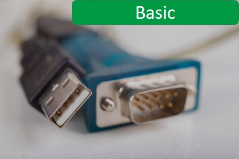 Basic Operation & Advantages of Serial and USB Protocols (IC_0000265)