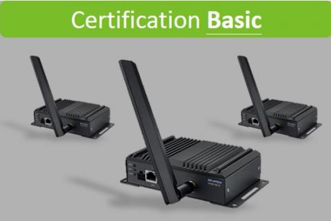Industrial LoRaWAN Gateway WISE-6610 Series - Basic (IO_0000315)