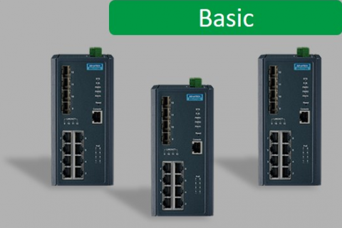Introduction to Power over Ethernet (PoE) and Advantech PoE Ethernet switches (IC_0000325)