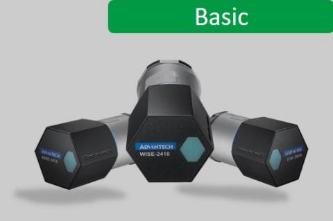 LoRaWAN Wireless Vibration Sensor: Advantech WISE-2410 series (IO_0000329)
