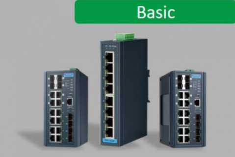 Unmanaged and Managed Ethernet Switch Knowledge (IC_0000363)