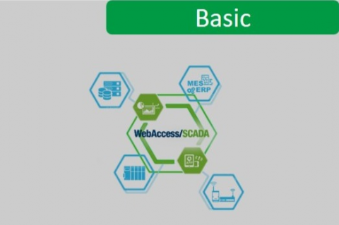 WebAccess/SCADA V9 Basic Training Course (SRP_0000142)